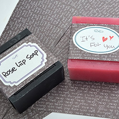 Chawoorim Wrap Paper Tape Labels Soap